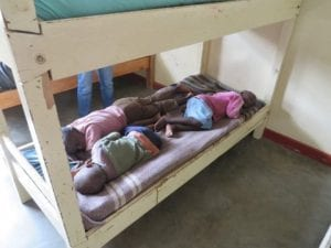 new dormitories provided by MCF