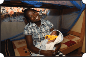 care for Mully mothers and newborns