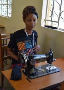 Yatta women's Center sewing classes