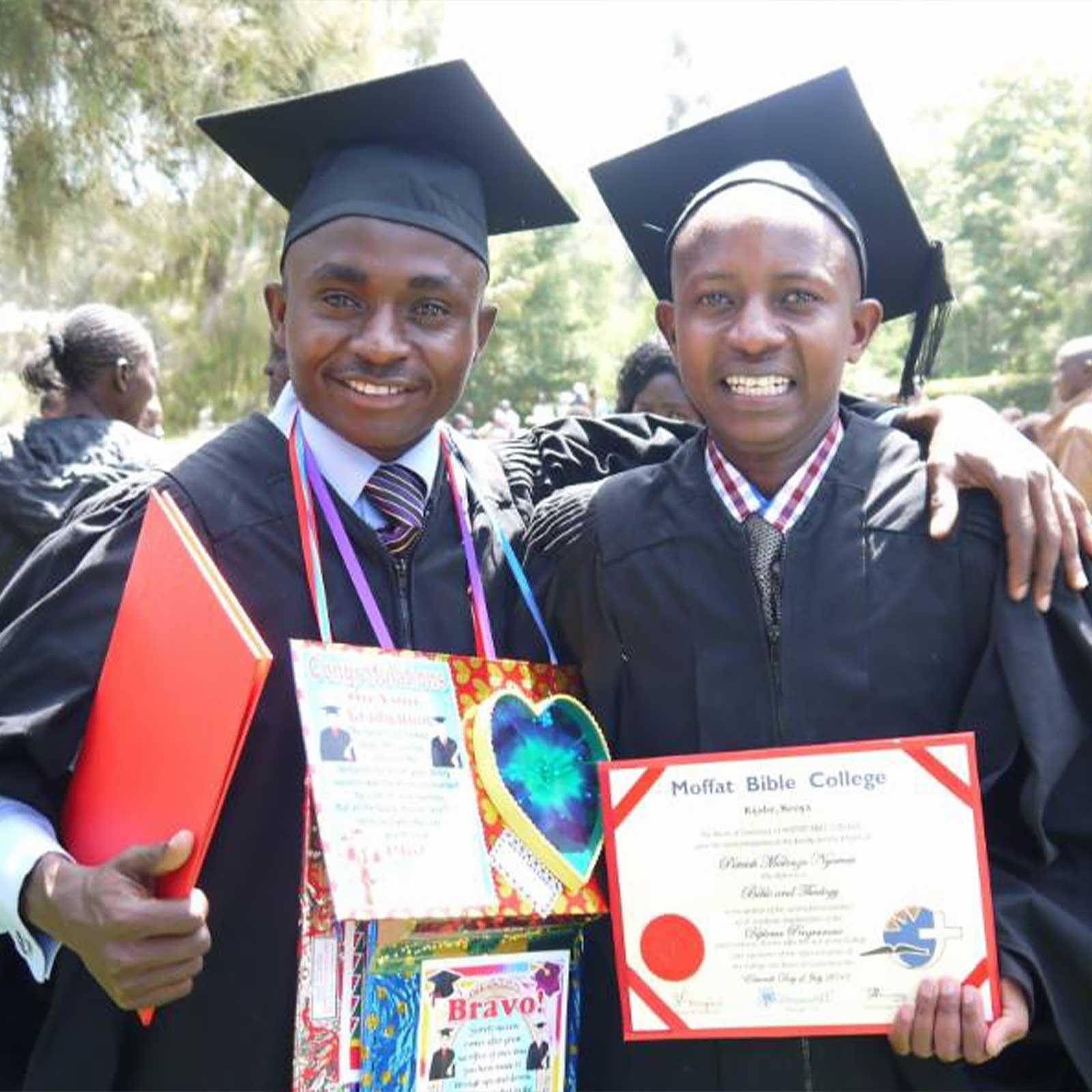 Kenya 2021 Graduation