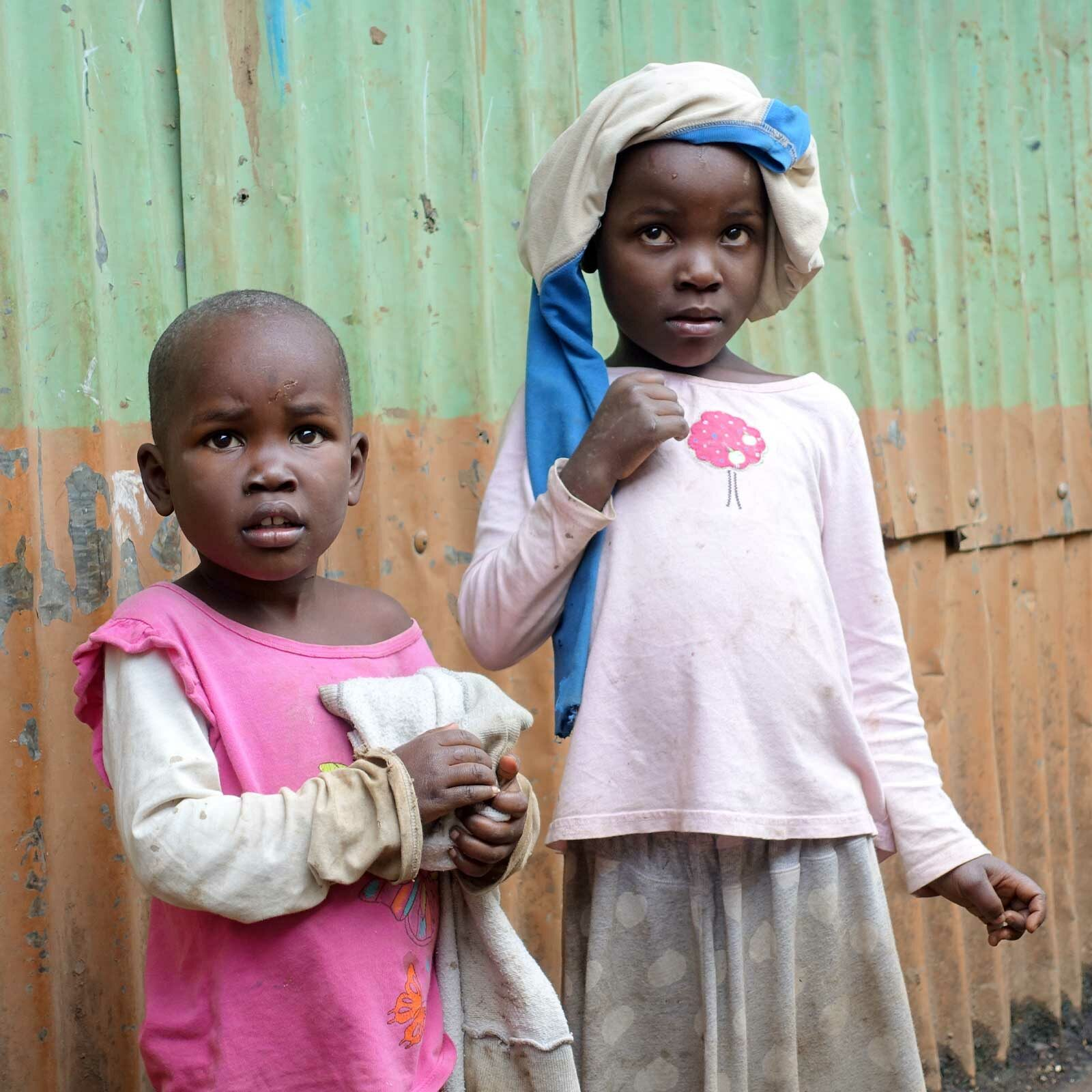 Orphans on Street